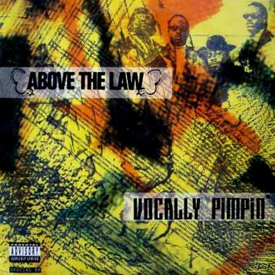 Vocally Pimpin'